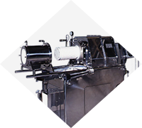 Dispersing machine
